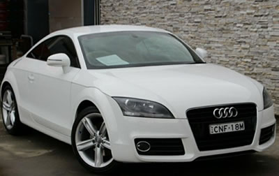 2013 AUDI TT 8J MY13 S TRONIC For Sale NSW