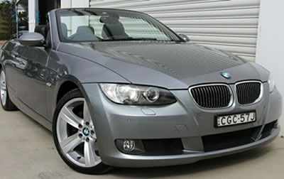 2007 BMW 325i E93 STEPTRONIC For Sale NSW
