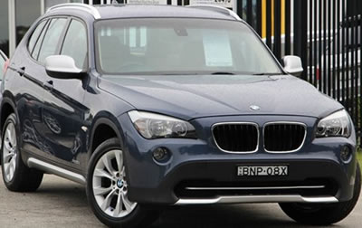 2010 BMW X1 E84 XDRIVE20D STEPTRONIC For Sale NSW