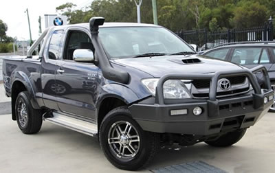 2010 TOYOTA HILUX KUN25R MY10 SR5 XTRA CAB For Sale NSW
