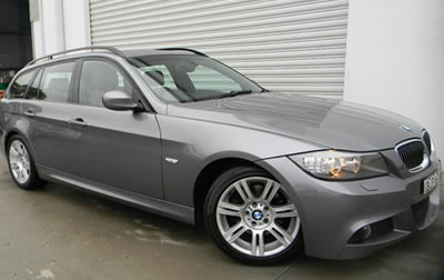 2008 BMW 323i E91 MY08 TOURING STEPTRONIC For Sale NSW