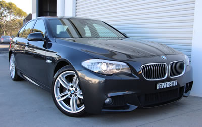 2011 BMW 535d STEPTRONIC For Sale NSW